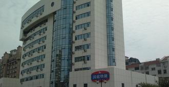 汉庭常州火车站酒店 - 常州 - 建筑