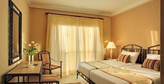 索勒Y月象牙套房酒店 - 赫尔格达 - 睡房
