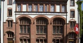 罗恰特酒店 - 巴塞尔 - 建筑