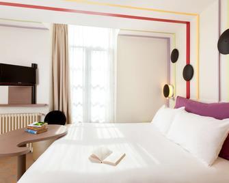 巴约纳宜必思样式酒店 - 巴约讷 - 睡房