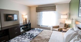 安眠套房酒店及会议中心 - 加登城(堪萨斯州)