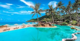帝王苏梅岛海滩度假村 - 苏梅岛 - 游泳池