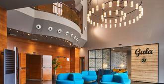 西尔肯希洪城市酒店 - 希洪 - 大厅