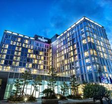 丽晶滨海蓝色酒店