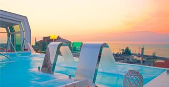 纳加里精品水疗大酒店 - 维戈 - 餐馆