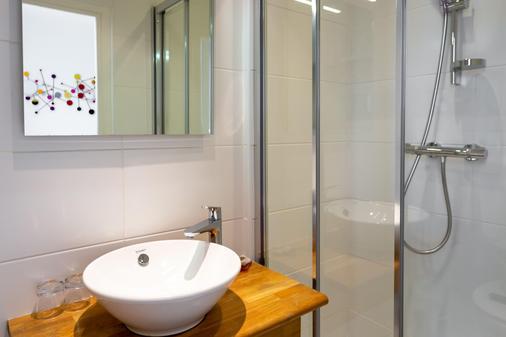 科莱特酒店 - 戛纳 - 浴室