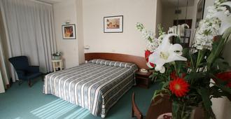 哥伦布酒店 - 佛罗伦萨 - 睡房