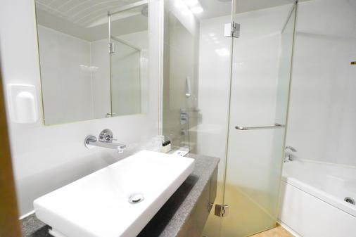 济州岛雾尼酒店 - 济州 - 浴室