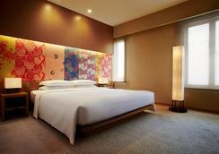 京都凯悦酒店 - 京都 - 睡房