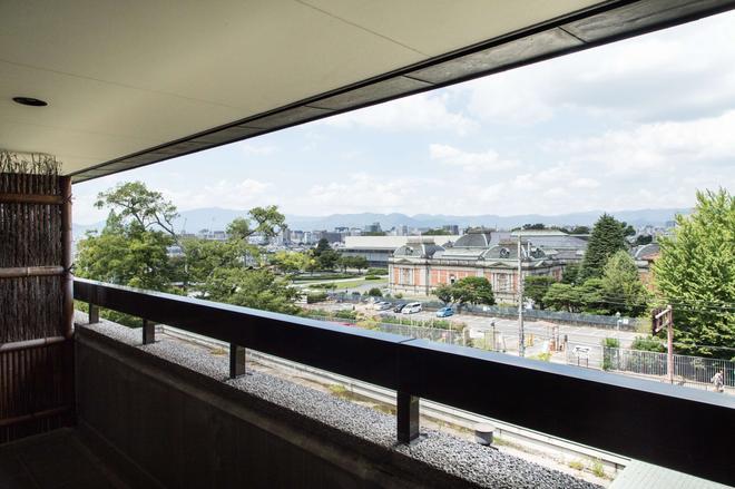 京都凯悦酒店 - 京都 - 阳台