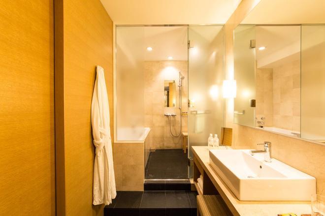 京都凯悦酒店 - 京都 - 浴室