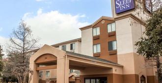 阿林顿司丽普酒店 - 靠近六旗主题公园 - 阿林顿 - 建筑