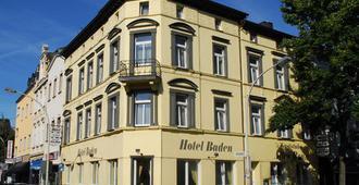 巴登酒店 - 波恩(波昂) - 建筑