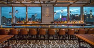 纽约下东区英迪格酒店 - 纽约 - 酒吧