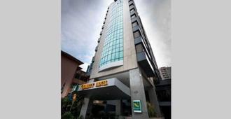 阿雷格里港品质酒店 - 阿雷格里港 - 建筑