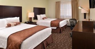 孟非斯机场美洲最佳价值酒店 - 孟菲斯 - 睡房