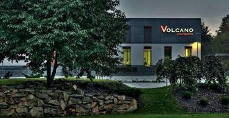 布拉格火山温泉酒店 - 布拉格 - 建筑