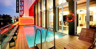 开普敦火与冰Protea酒店 - 开普敦 - 游泳池