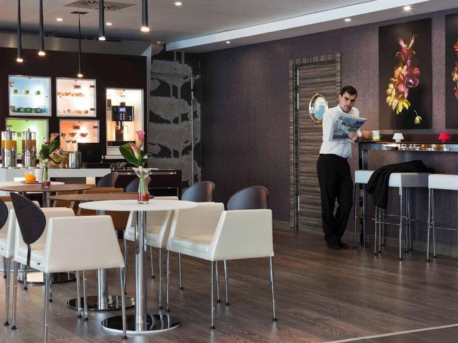 马拉加中心诺富特套房旅馆 - 马拉加 - 酒吧