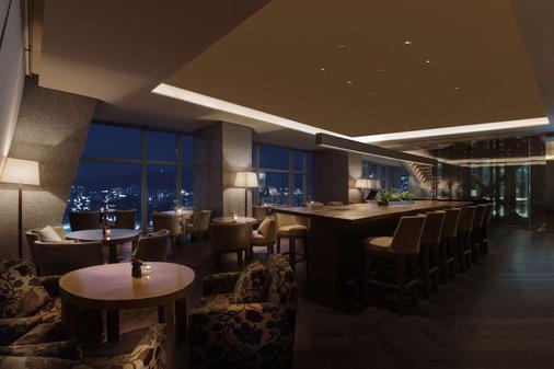 釜山柏悦酒店 - 釜山 - 酒吧