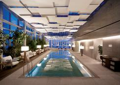 釜山柏悦酒店 - 釜山 - 游泳池