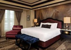 萨拉托加赌场酒店 - 萨拉托加泉 - 睡房