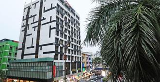 康帕斯酒店集团新山柑橘酒店 - 柔佛巴鲁 - 建筑