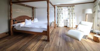 阿罗萨克里斯塔罗酒店 - 阿罗萨 - 睡房