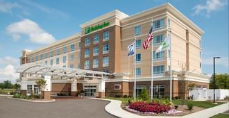 印第安纳波利斯机场假日酒店 - 印第安纳波利斯 - 建筑