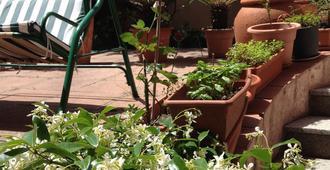 阿菲塔卡梅尔席罗家酒店 - 奥尔比亚 - 户外景观
