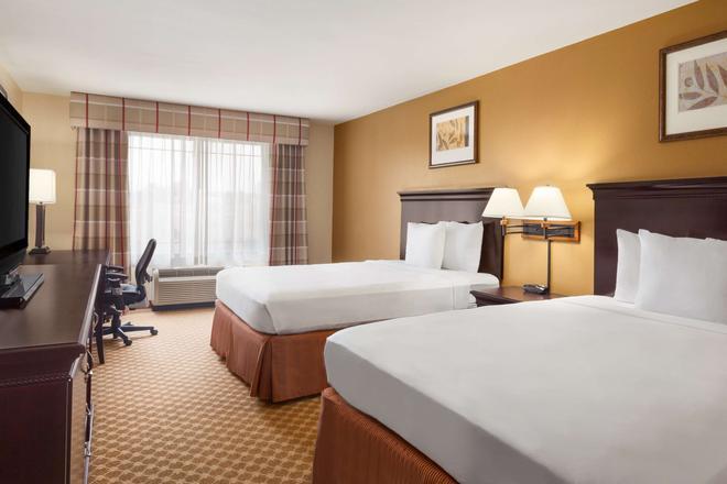 安大略省安大略米尔斯丽怡酒店 - 安大略 - 睡房