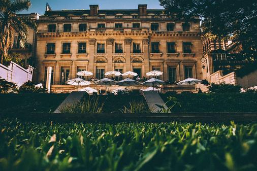 帕拉西奥都豪 - 布宜诺斯艾利斯柏悦酒店 - 布宜诺斯艾利斯 - 建筑