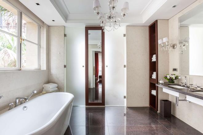 布宜诺斯艾利斯柏悦酒店 - 布宜诺斯艾利斯 - 浴室