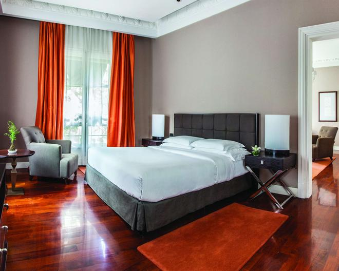 布宜诺斯艾利斯柏悦酒店 - 布宜诺斯艾利斯 - 睡房