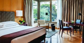 帕拉西奥都豪 - 布宜诺斯艾利斯柏悦酒店 - 布宜诺斯艾利斯 - 睡房