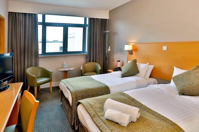 诺丁汉市中心贝斯特韦斯特Plus酒店 - 诺丁汉 - 睡房