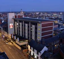 诺丁汉市中心贝斯特韦斯特Plus酒店