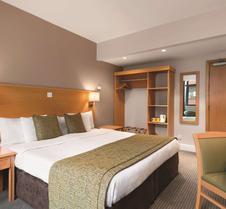 华美达诺丁汉市中心酒店