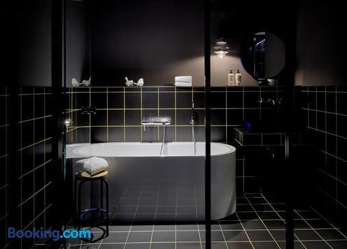 达斯图尔25小时酒店 - 杜塞尔多夫 - 浴室