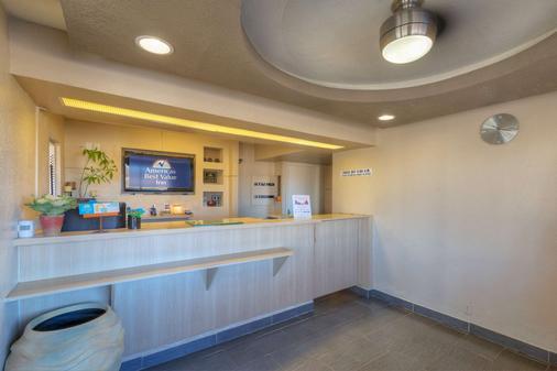 阿马里洛机场/格兰街美洲最佳价值旅馆 - 阿马里洛 - 柜台