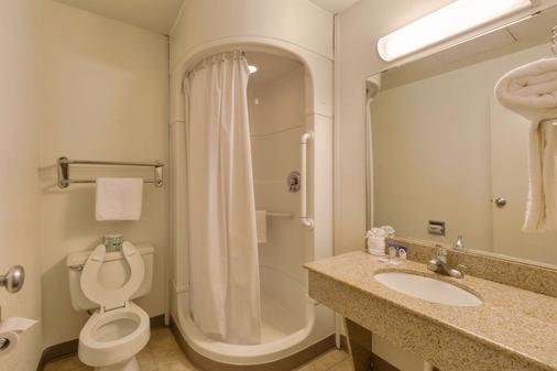 阿马里洛机场/格兰街美洲最佳价值旅馆 - 阿马里洛 - 浴室