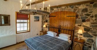 橡树旅馆 - 格拉斯哥 - 睡房