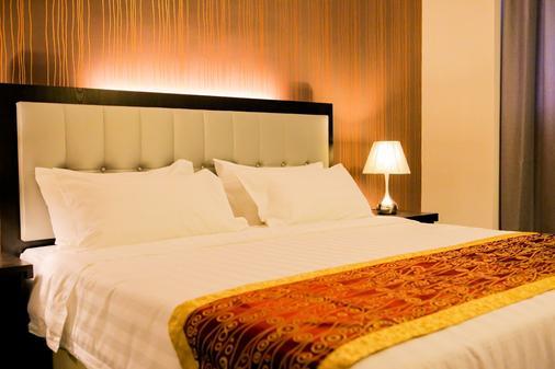 吉隆坡格兰德坎贝尔酒店 - 吉隆坡 - 睡房