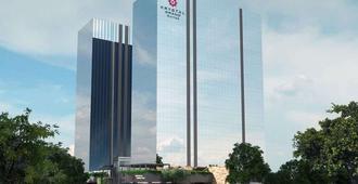 克斯塔尔因斯尔基恩特斯大套房酒店 - 墨西哥城 - 建筑