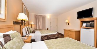 美佳酒店 - 邻近纳什维尔市中心 - 纳什维尔 - 睡房
