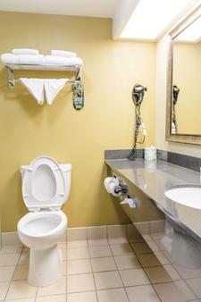 基瓦贝斯特韦斯特酒店 - 柯林斯堡 - 浴室