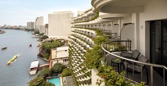 曼谷香格里拉大酒店 - 曼谷 - 建筑