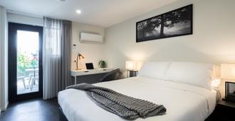 阿斯科特经济旅馆 - 布里斯班 - 睡房