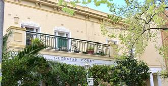 乔治亚廷床和早餐旅馆 - 墨尔本 - 户外景观