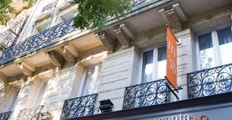 快乐文化马真塔38酒店 - 巴黎 - 建筑